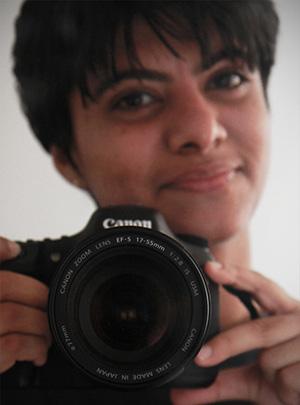 Project 365 Featured photographer Seema Krishnakumar