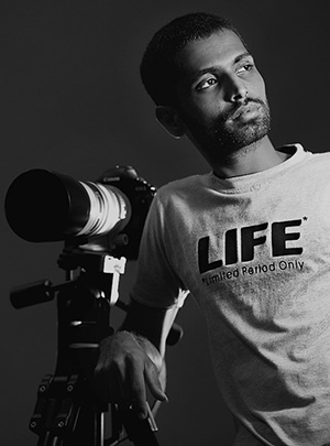 Project 365 Featured photographer Panneer Selvam