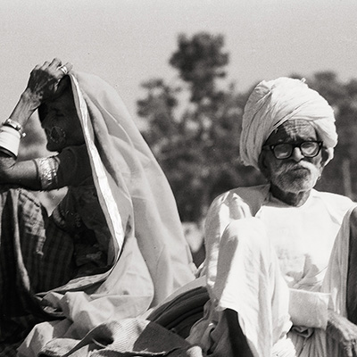 A couple / Abul Kalam Azad / Early 80s