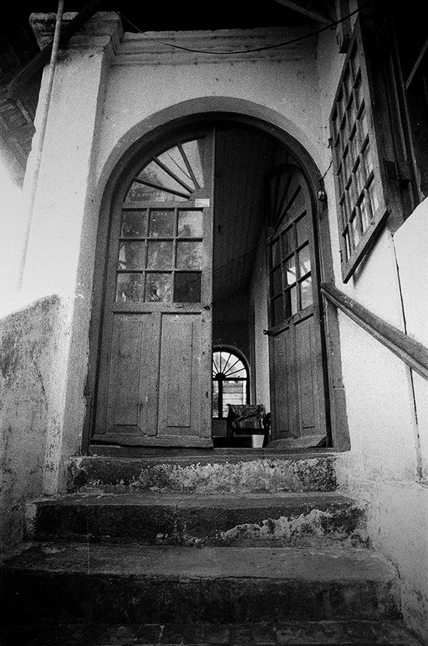 Doors and Windows / Abul Kalam Azad / Early 80s