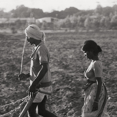 Telungana Farmers  / Abul Kalam Azad / Early 80s