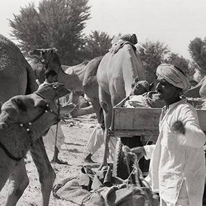 Pushkar festival / Abul Kalam Azad / Early 80s