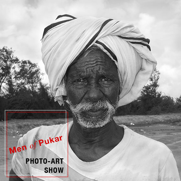 Photography Exhibition - Men of Pukar by Abul Kalam Azad
